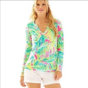 NWOT Lilly Pulitzer Top Size M